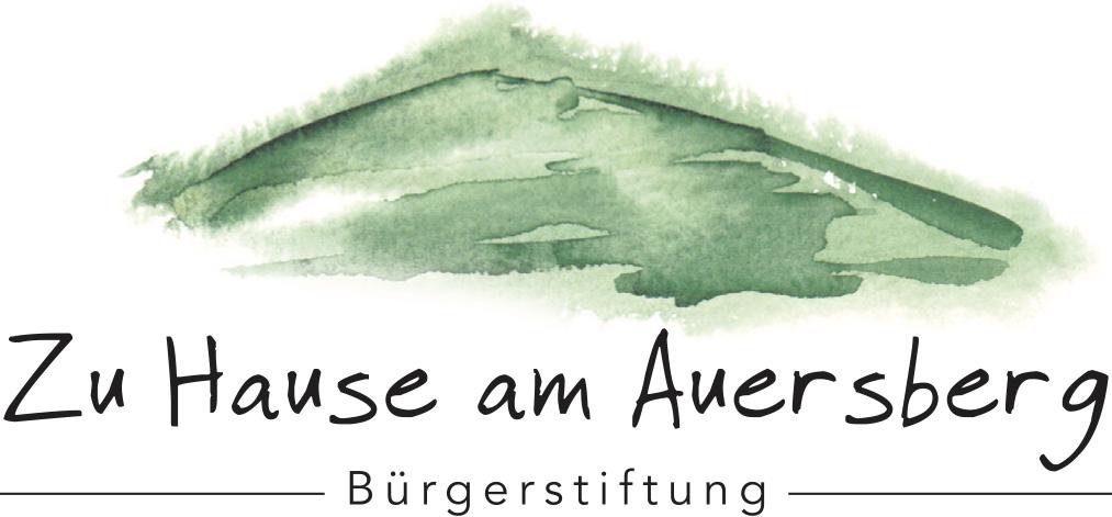 Logo Bürgerstifung zu Hause am Auersberg